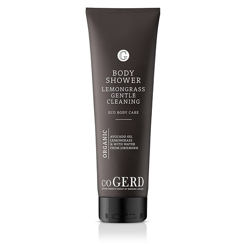 Body Shower Lemongrass travel size 30ml