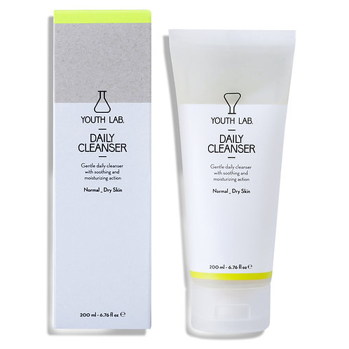 YL Daily Cleanser for normal/dry skin 200ml