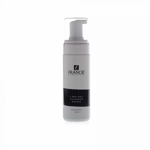 4 Men Only Cleansing Mousse 200ml