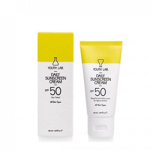 YL Daily Sunscreen SPF50 non-tinted 50ml