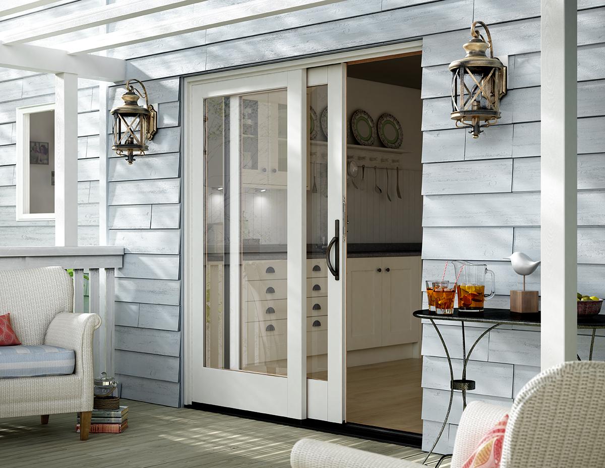 Sliding Doors | Asheville, NC | Window and Door Specialties on