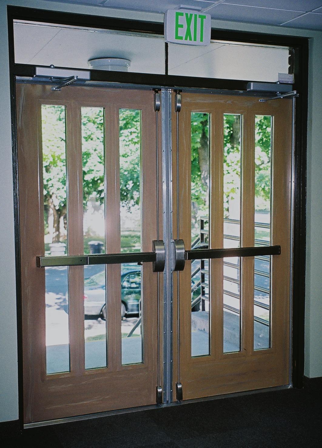 Replacement Windows   Carolinas   Window and Door Specialties   commercial door 2. & Replacement Windows   Carolinas   Window and Door Specialties ...