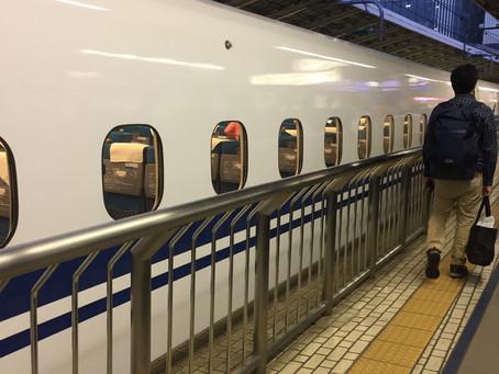 東京でプレゼン。正直にそのままを。