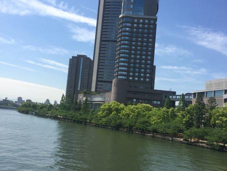 大阪へ。突撃