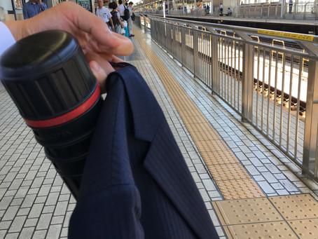 暑い大阪、熱い人