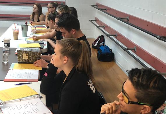 Academy of Dance teachers attend day-lon