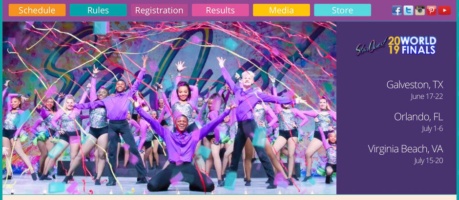 ShowBiz Kids featured on StarQuest website!