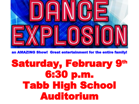 Join us for Dance Explosion