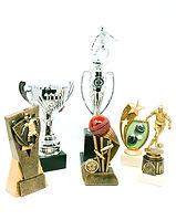 Trophies in Letchworth