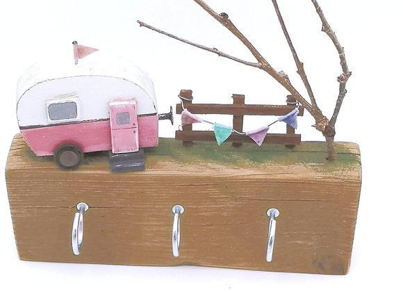Caravan Key Hook