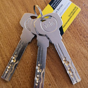 Security and Dimple Keys Cut in Letchwo