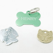 Pet-Tags made instore