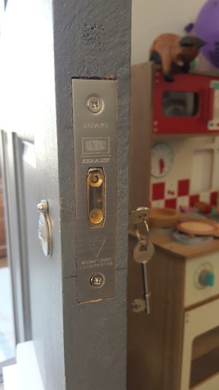 Mortice lock new fitting Letchworth