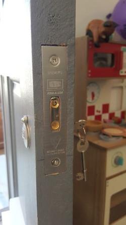 Mortice lock new fitting Letchworth