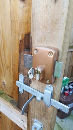 Gate Lock Stotfold