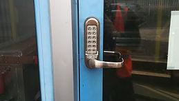 Digi Code lock