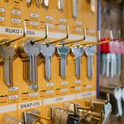 Cylinder & Mortice Keys