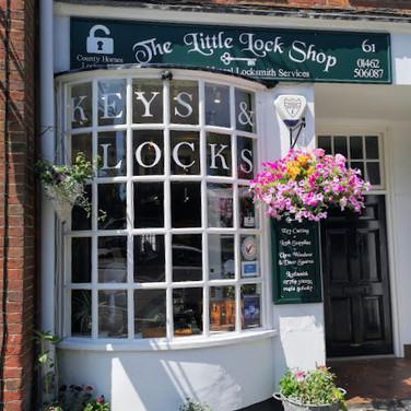 The Little Lock Shop  Letchworth