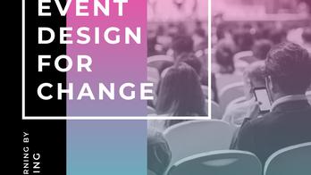 TCD PRESENTA EVENT DESIGN FOR CHANGE - NUEVA COLABORACIÓN JUNTO A LA EMA