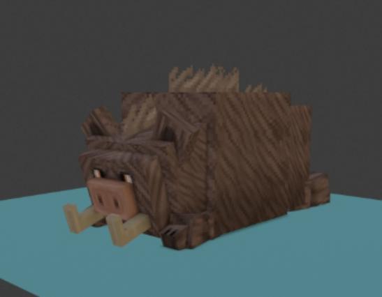 Depressed Pig