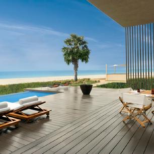 ОБНОВЛЕННОЕ: Летнее супер предложение от отеля The Oberoi Beach Resort Al Zorah, Аджман, ОАЭ
