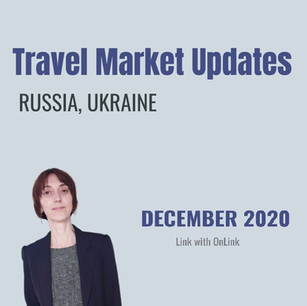 Travel market updates - Russian & Ukrainian borders are open, December 2020