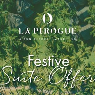 Праздничное спецпредложение для проживания в свитах на курорте La Pirogue 4*, Маврикий!