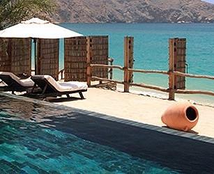 Викторина от отеля Six Senses Zighy Bay 5*, Оман/ОАЭ и Desert Gate