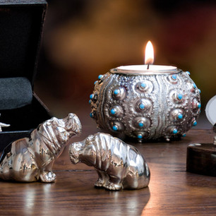 Изысканный сувенир на память о незабываемом отдыхе в  The Oberoi Mauritius