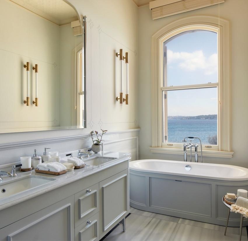 Bosphorus Deluxe bathroom