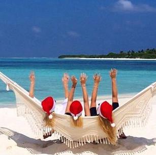 Волшебство тропического Нового года в Kanuhura 5* Мальдивы начинается уже сейчас!