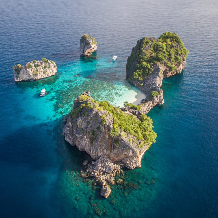 Island excursion