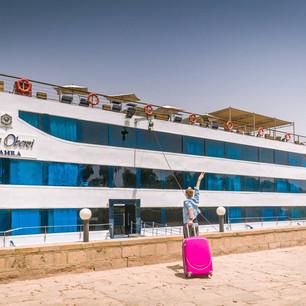 Вы никогда не были в круизе по Нилу? Лучший способ это исправить – путешествие с Oberoi!