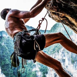 Достигнуть новых вершин: уроки скалолазания в Rayavadee 5*, Краби, Таиланд
