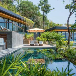 13 бесплатных развлечений вSix Senses Krabey Island (Камбоджа)