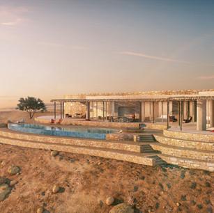 Отели Six Senses открывают свой первый курорт в Израиле - Six Senses Shaharut