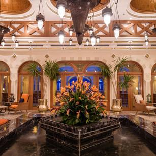 Курорт The Oberoi Beach Resort Sahl Hasheesh, Египет - отдых который вдохновляет