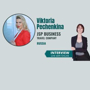 Interview with Viktoria Pechenkina, JSP Business Travel - 2020 travel trends, working with VIP