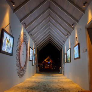 Фотостудия Skyz в отеле Kanuhura 5*, Мальдивы