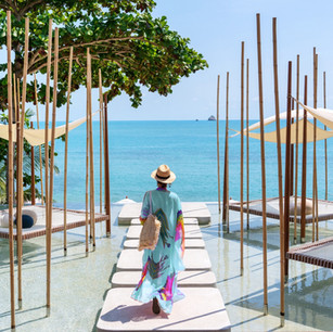 Six Senses Samui — новый пляжный клуб роскошного курорта в Таиланде