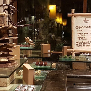 Ice&Chocolate Studio в отеле Six Senses Laamu 5*, Мальдивы