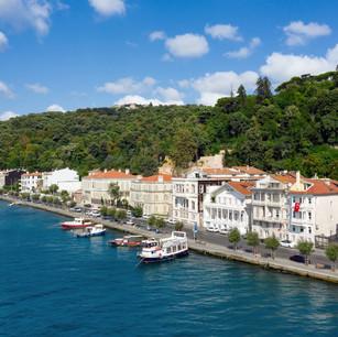 Отель Six Senses открывается в легендарном проливе Босфор в Стамбуле!