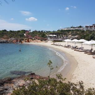Пляжи на любой вкус в Six Senses Kaplankaya, Бодрум, Турция