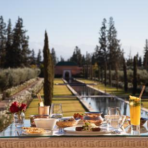 Фишки нового отеля The Oberoi Marrakech в цифрах