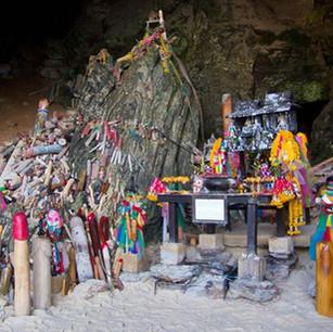 Священная Пещера принцессы Прананг, исполняющая самые заветные желания