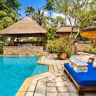 The Oberoi Beach Resort Bali: 3D тур по уютным уголкам курорта