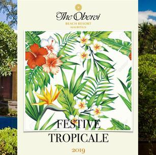 The Oberoi Beach Resort Mauritius приглашает присоединиться к празднованию Нового Года 2020 в тропич