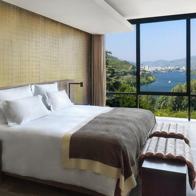 Quinta Panorama Suite bedroom