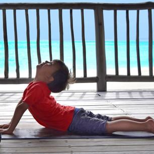 Развлечения в детском клубе The Den в Six Senses Laamu, Мальдивы