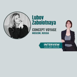 Interview with Lubov Zabolotnaya, Concept Voyage - emerging travel trends, hotels safety measures